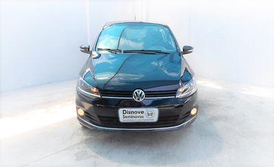 Volkswagen Fox Comfortline 1.6 MSI 2017}