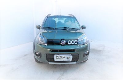 Fiat Novo Uno Way 1.4 (Flex) 2016}