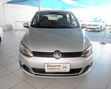 Volkswagen Fox Trendline 1.6 2016}