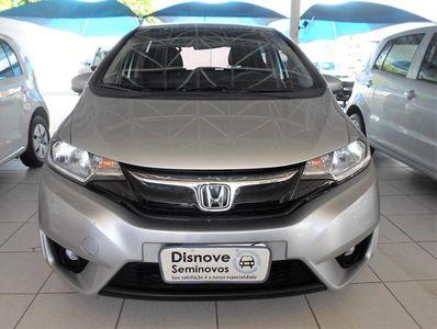 Honda Fit EXL 1.5 16V (flex) (aut) 2016}