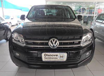 Volkswagen Amarok Trendline 2.0 CD 4x4 (Aut) 2016}