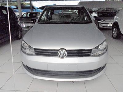 Volkswagen Voyage 1.6 VHT Seleção I-Motion (Flex) 2014}