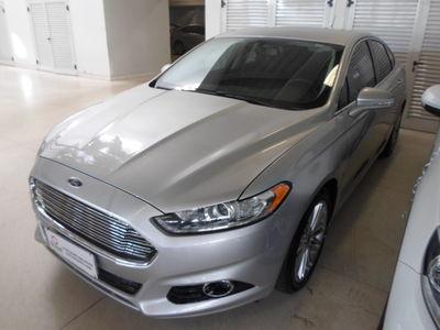 Ford Fusion 2.0 16V GTDi Titanium (Aut) 2014}