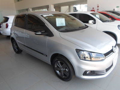 Volkswagen Fox Run 1.6 MSI 2017}
