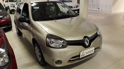 Renault Clio 1.0 16V FLEX 4P MANUAL 2013}