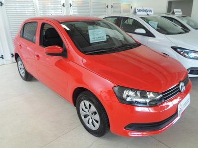 Volkswagen Gol 1.0 TEC (Flex) 4p 2016}