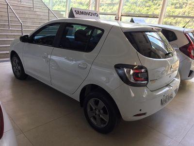 Renault Sandero Expression 1.0 16V (Flex) 2017}