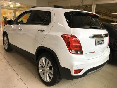 Chevrolet Tracker LTZ 1.4 Turbo (Aut) 2017}