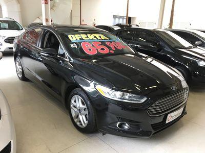 Ford Fusion 2.5 16V FLEX 4P AUTOMÁTICO 2014}
