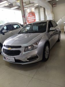 Chevrolet Cruze LT  1.8 16V Ecotec (Flex) (Aut) 2015}