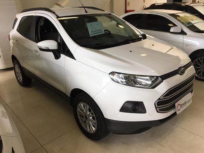 Ford Ecosport SE 1.6 2017}