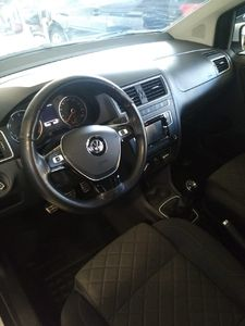Volkswagen SpaceFox Highline 1.6 2017}