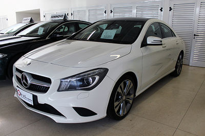 Mercedes-Benz Classe CLA CLA 200 1st Edition DCT 2014}