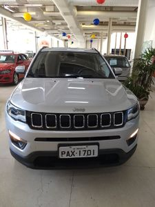 Jeep Compass 2.0 Longitude 2017}