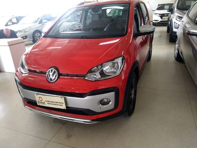 Volkswagen up! cross up! 1.0 TSI 2019}
