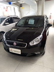 Fiat Grand Siena ATTRACTIVE 1.4 EVO FLEX 2016 4P 2017}