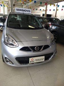 Nissan March 1.6 16V S (Flex) 2015}