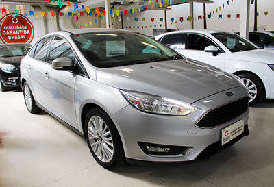 Ford Focus Sedan SE 2.0 PowerShift 2018}