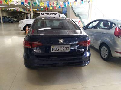 Volkswagen Virtus Comfortline 1.0 200 TSI 2018}