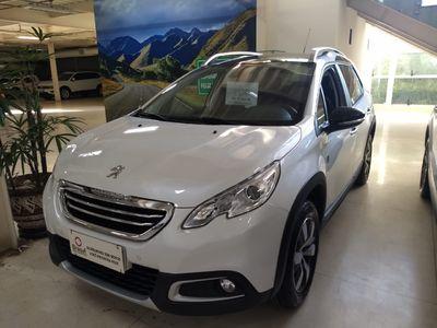 Peugeot 2008 Crossway 1.6I Aut 2019}