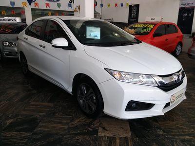 Honda City EXL 1.5 (Aut) 2017}