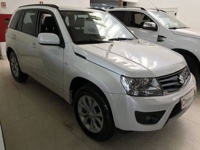 Suzuki Grand Vitara 2.0 16V 2WD (Aut) (Multimídia) 2016}