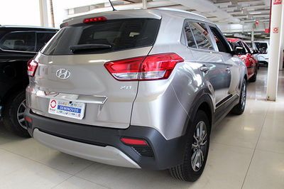 Hyundai Creta 1.6 Pulse 2017}