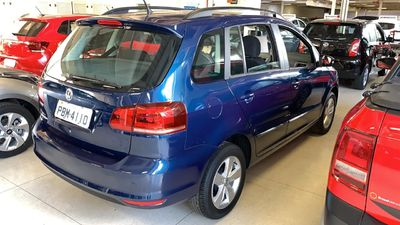 Volkswagen SpaceFox 1.6 16v MSI Comfortline 2019}