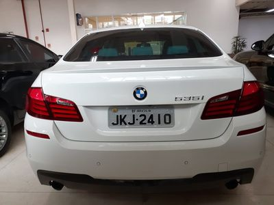 BMW 530i 2.0 16V Turbo M Sport 2013}