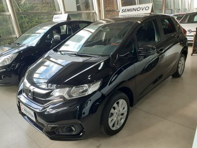 Honda Fit EXL 1.5 16V (flex) (aut) 2018}