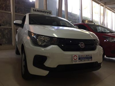 Fiat Mobi Drive 1.0 (Flex) 2018}
