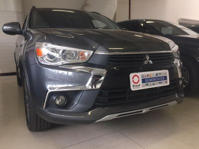 Mitsubishi ASX 2.0 AWD CVT 2018}
