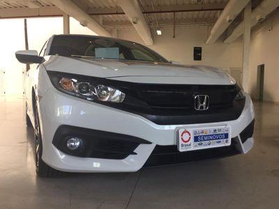 Honda Civic Sport 2.0 CVT 2017}