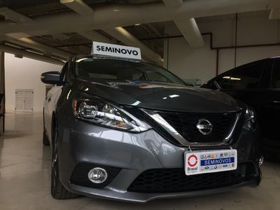 Nissan Sentra SL 2.0 16V CVT (flex) 2018}