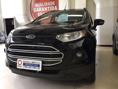 Ford Ecosport SE 2.0 (Aut) 2017}