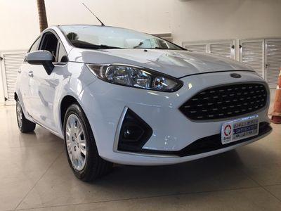 Ford Fiesta 1.6 SEL 2018}