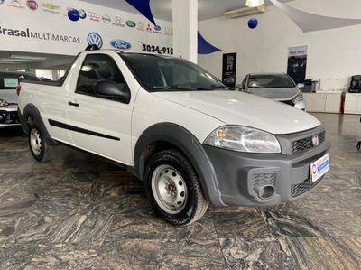 Fiat Strada Working 1.4 (Flex) 2019}