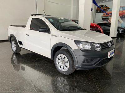 Volkswagen Saveiro Trendline CE 2018}