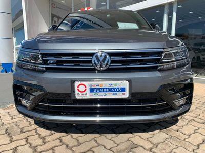 Volkswagen Tiguan R-Line 350 TSI 2018}