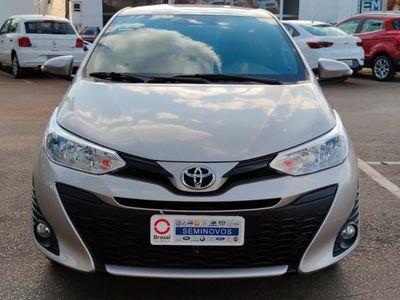 Toyota Yaris XL 1.5 AT 2018}