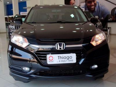 Honda HR-V EXL CVT 1.8 2018}