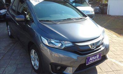 Honda Fit LX 1.5 CVT FLEX  2017}