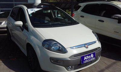 Fiat Punto Sporting 1.8 16V Dualogic (Flex) 2016}