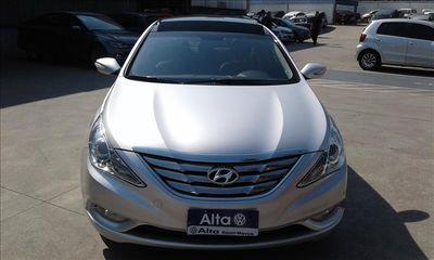 Hyundai Sonata Sedan 2.4 16V (aut) 2012}