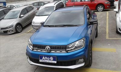 Volkswagen Saveiro Cross 1.6 (Flex) (cab. estendida) 2018}