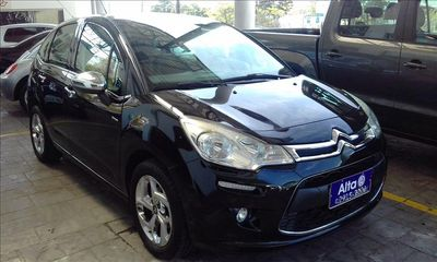 Citroën C3 Exclusive 1.6 16V (Flex)(aut) 2013}