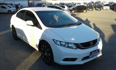 Honda Civic LXR 2.0 (Aut) 2015}