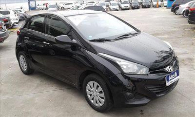 Hyundai HB20 Comfort Plus 1.6 2014}