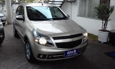 Chevrolet Agile LTZ 1.4 8V (Flex) 2013}
