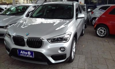 BMW X1 Active 2.0 sDrive (Flex) 2016}